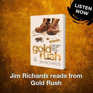 Jim Richards Reads from Gold Rush