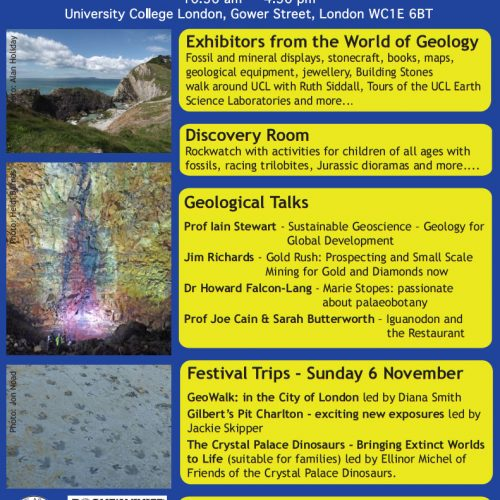 festival of geology2016